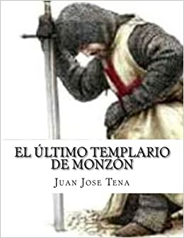 Book El ultimo templario de Monzon