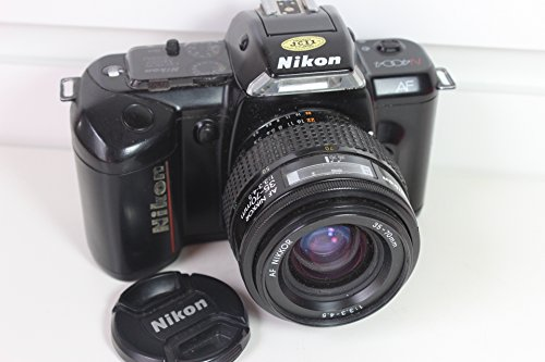 Nikon N4004 35mm SLR Film Camera w/ AF Nikkor 35-70mm Lens