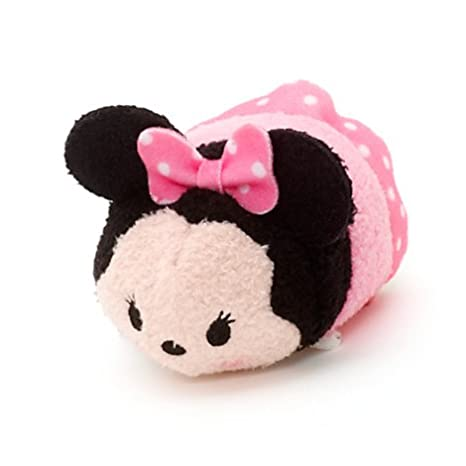 Tsum Tsum Minnie Mouse - Pink Dress