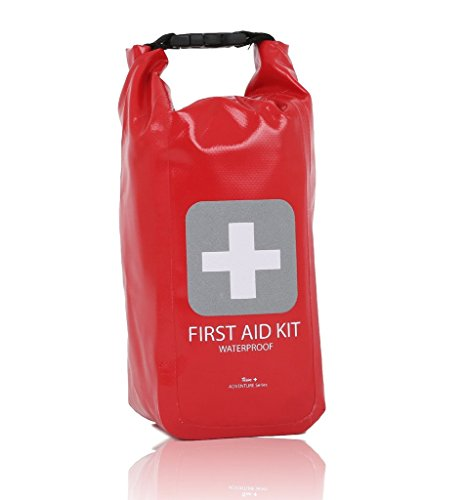Waterproof First Aid Kit – 126 P...