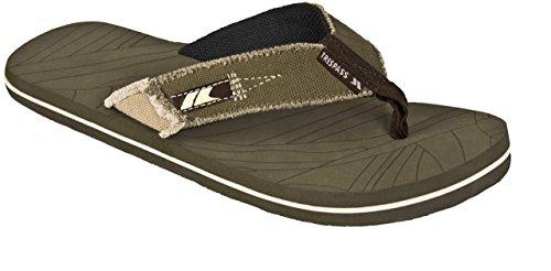 Trespass Men's Flip flops Score Toe post sandals beach size uk 7 gdY9BfuEr