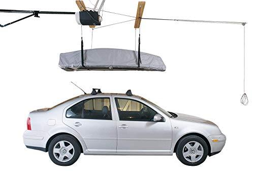 heavy duty canoe hoist
