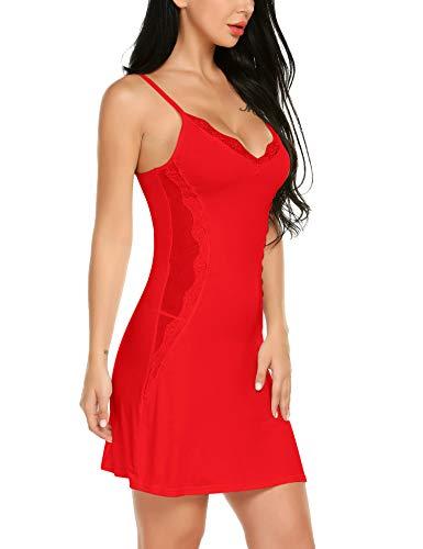 Avidlove Women Slip Lingerie Sexy Chemise Nightgown Babydoll