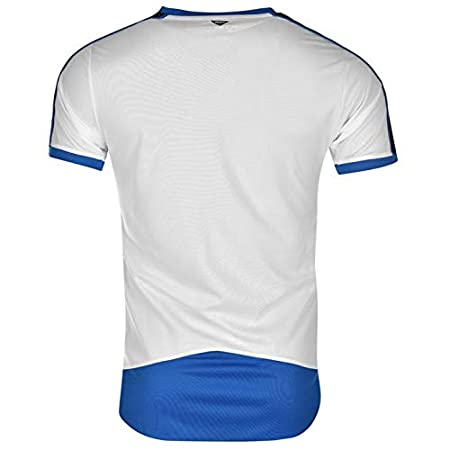 Puma Unisex Newcastle Home Equipo de fútbol Club réplica Shirt-Black/Blanco Royal, tamaño Mediano, Hombre, Shearer 9, M Adults: Amazon.es: Deportes y aire ...