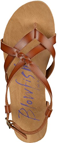 Scotch Cut Blowfish Strappy UK Sandals Dye Granola 3 B 66fSwqHE