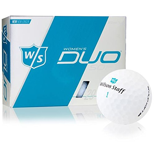 Wilson Staff Duo Soft Matte Golf Balls for Women by Wilson Golf