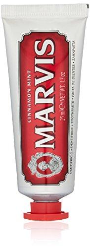 Marvis Cinnamon Mint Toothpaste, Travel Size 1.3 oz