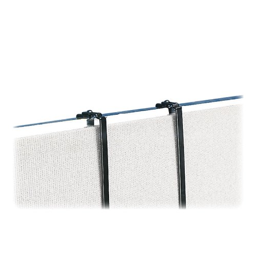 Buddy Products Adjustable Hanger Brackets for Literature