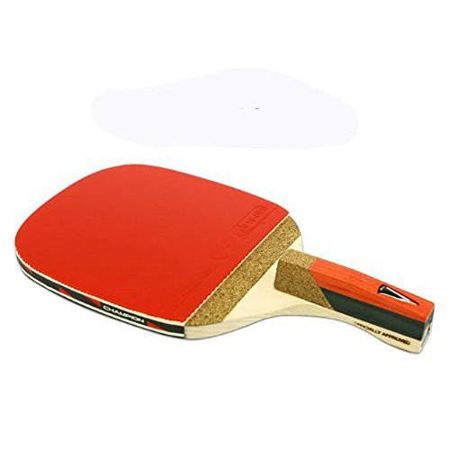 V 2.5 P Penhold Ping Pong Table Tennis Racket + Free gift (Key Ring) by globalhomeboymall