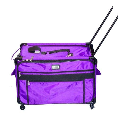 Tutto EPB 19 Embroidery Project Bag Purple