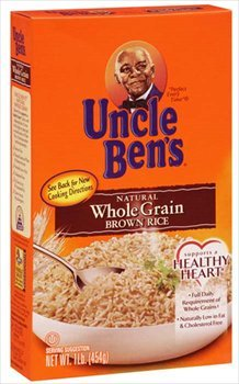 Uncle Bens Brown Rice
