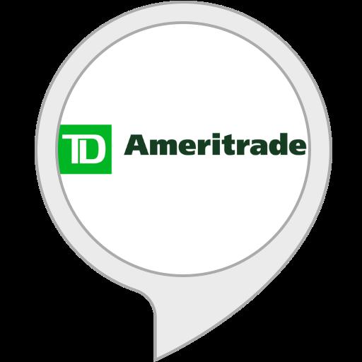 Amazon com: TD Ameritrade: Alexa Skills