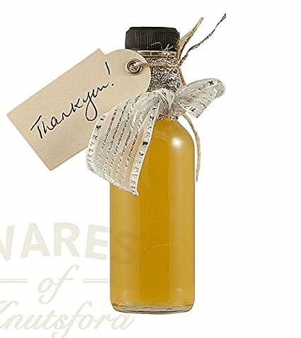 Whisky en miniatura tamaño pequeño unidades 12 botellas de cristal sirve como tapas para.