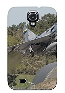 New 2000 Aircraft Army Aack Dassault Fighter Jet Military Mirage French Tpu Case Cover, Anti-scratch Mwodqu-3770-dhvsojm Phone Case For Galaxy S4 With Design