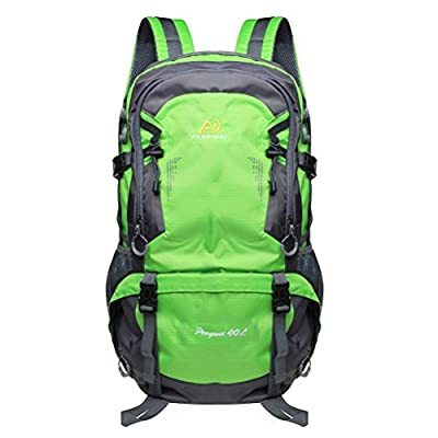 ilooper Hiking Backpack 40L Daypack for Camping Travel Outdoor