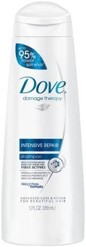 Shampoo & Conditioner: Dove Hair Therapy