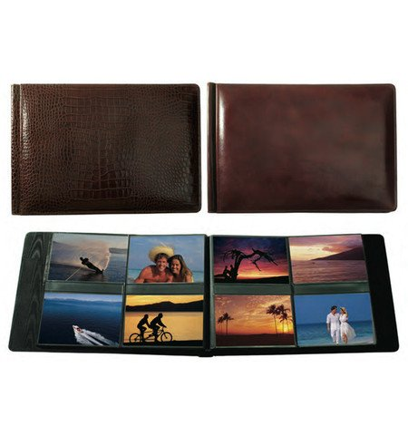 Raika SC 178 WINE 4 x 6 in. Landscape Format Photo Album - Wine by Raika