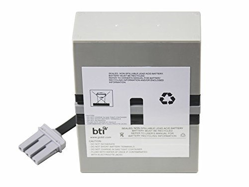 Apc Replacement Battery by BTI