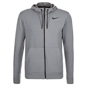 Nike Dri-Fit Training Fleece FZ HDY - Sudadera para Hombre: Amazon.es: Zapatos y complementos
