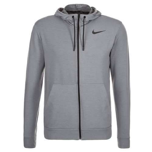 9ae5acae6 Nike Men's Dri-Fit Training Full Zip Fleece Hoodie: Nike: Amazon.co.uk:  Sports & Outdoors