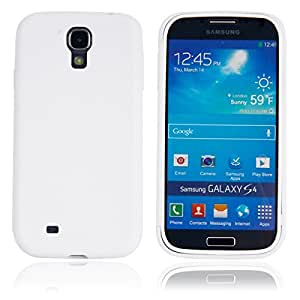 Mzamzi - gran valor tpu protective case with pc front cover for samsung s4/i9500 white