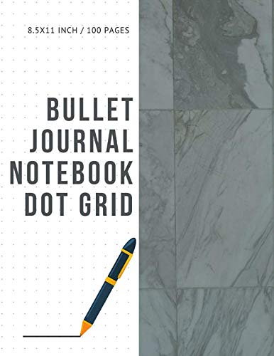 Bullet Journal Notebook Dot Grid: Cheap Composition Journals Books College Ruled To Write In Letter Paper Size 8.5 X 11 Volume 66 (Composition Book Locking)