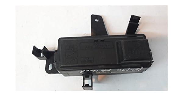small exterior fuse box