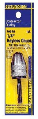 Eazypower Keyless Chuck 1/4'' by Eazypower (Image #1)
