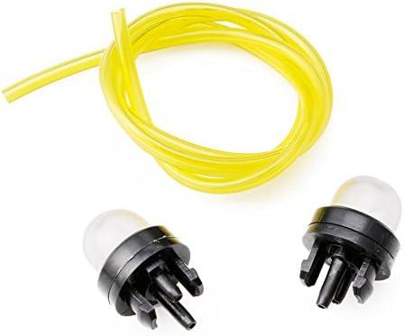 2 tubos de combustible de 3,5 mm y 3 m para cortac/ésped