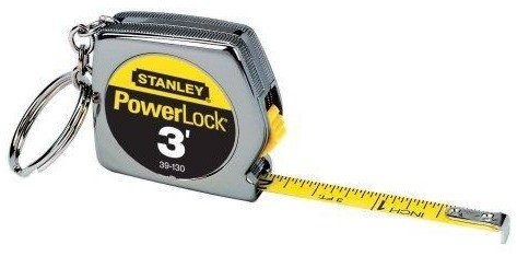 6 Pack Stanley 39-130 3' x 1/4
