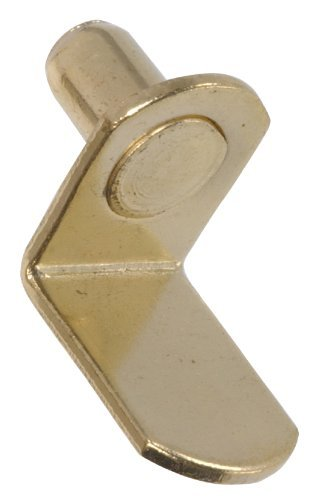 The Hillman Group 59744 Shelf Pin, 5mm, 20-Pack (2)