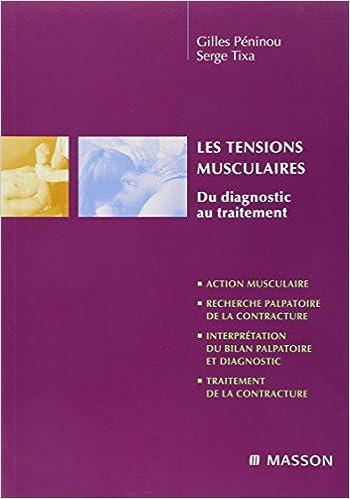 Les tensions musculaires du diagnostic au traitement - Gilles Peninou, Serge Tixa