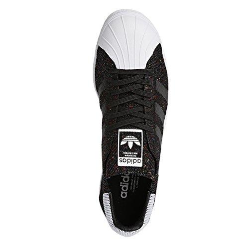 Primeknit Branco De Anos Sapatos 80 Núcleo Originals Adidas Formadores Superstar Preto aH6w1xqZ