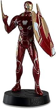 Eaglemoss Estatua Iron Man Mark 1 Multicolor