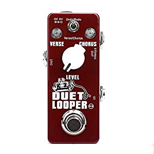xvive looper effects pedal guitar mini pedal d3 musical instruments. Black Bedroom Furniture Sets. Home Design Ideas