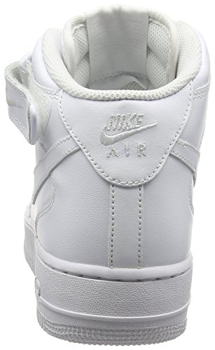 Sport Force Weiß Damen Weiß Le Weiß Nike WMNS Mid Outdoorschuhe 1 '07 Air und fE08xwPq