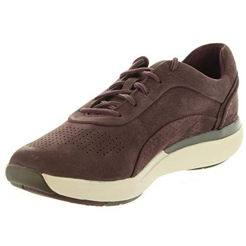 Femme Clarks Pour Sport Cruise 26137979 Chaussures Aubergine Un De rItBcqIzAw