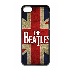 Union Jack Flag iPhone 5c Cell Phone Case Black uim