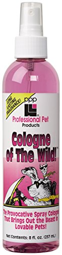 Professional Pet Products PPP Original Cologne of The Wild, 8 oz