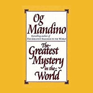 The Greatest Mystery in the World Audiobook