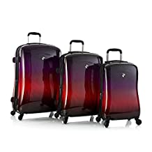 Heys Ombre Sunset Fashion Spinner 3-piece Luggage Set