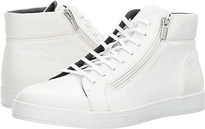 Calvin Klein Men's Balthazar White 10.5 M US