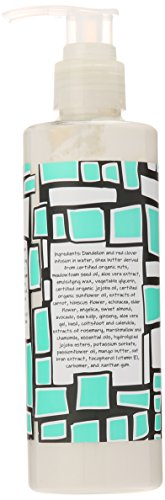 Indigo Wild Zum Body Lotion, Sea Salt, 8 Fluid Ounce
