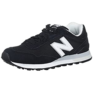 New Balance Women's 515v1 Lifestyle Sneaker, Black, 8.5 D US