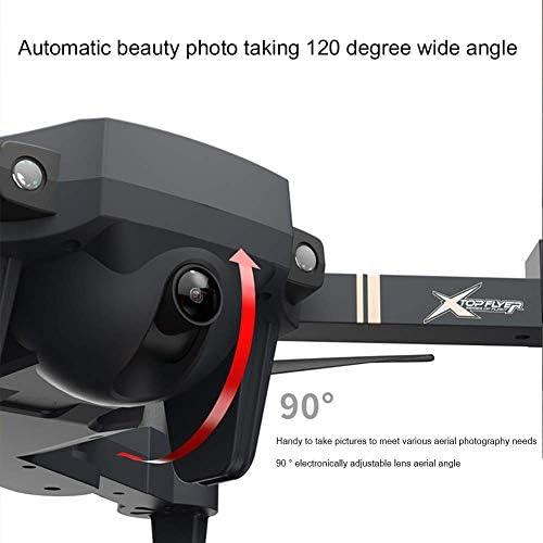 20 Minutes Temps de vol Drone, RC Drone avec 720P Caméra HD vidéo en Direct avec Le Mode FPV Quadcopter Headless, GPS, Altitude Attente hélicoptère, Opération Facile xiao1230