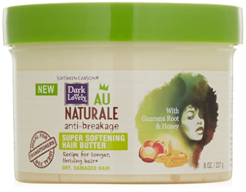 SoftSheen-Carson Dark and Lovely Au Naturale Length Retention Super Softening Hair Butter, 8 oz