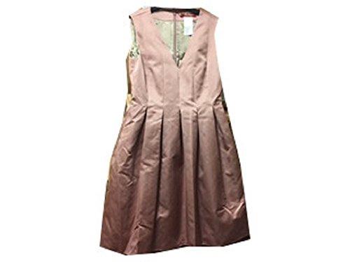 maxmara-studios-cocktail-dress-pink-size-8