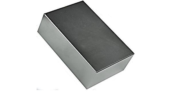 4 x 1.5 disc Grade N48 HUGE Neodymium Rare Earth Magnet