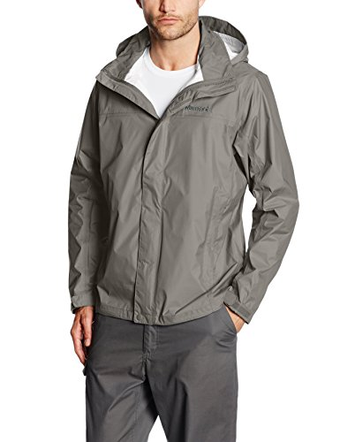 Marmot Men's PreCip Jacket Cinder X-Large