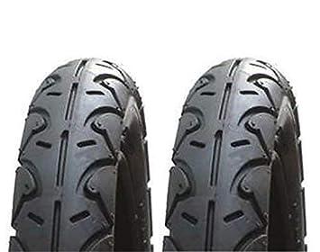"Hose 12/"" Pram Buggy Wheel 12 1//2 x 2 1//4 Auto-Angle Valve 90 °"